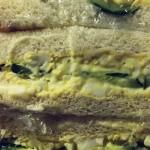 鸡蛋黄瓜三明治便当