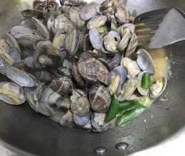 胶东辣炒蛤