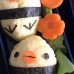 小鸡🐤肉松饭团