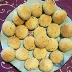 蜜豆麻薯包