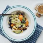 【山姆厨房】牛油果时蔬沙拉