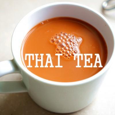 THAI TEA泰式奶茶