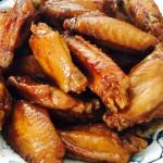 简单美味豉油鸡翅