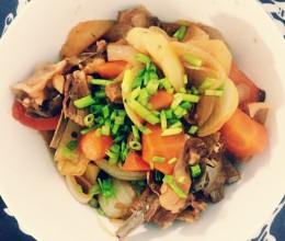 焖香羊排锅