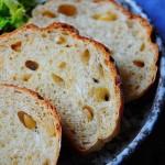 亞麻籽松子面包