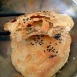香酥肉烧饼