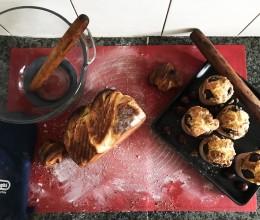 做面包的基础材料
