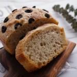 黑麦天然酵种香料面包