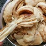 蒸手撕面包(无黄油,不用揉出手套膜)