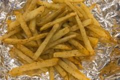 薯条(飞利浦空气炸锅版)
