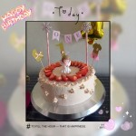 生日甜品台