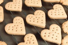 红糖消化饼干