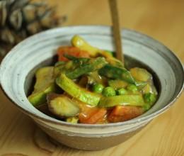 春日蔬菜咖喱