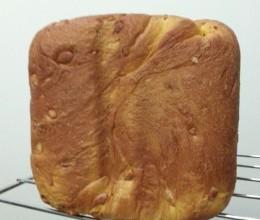 南瓜面包(面包机版)