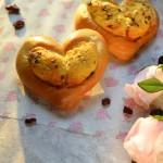 【暖暖焙家】心型奶酥包,送你一颗甜蜜的心