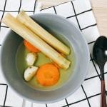 红萝卜茅根竹蔗马蹄水