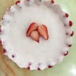 草莓🍓慕斯蛋糕