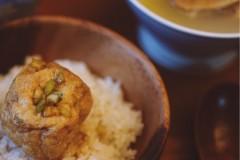 懒人版豆腐丸子配白米饭