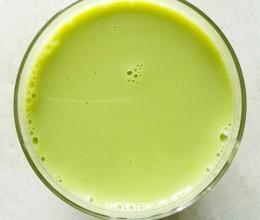 青豆牛奶汁