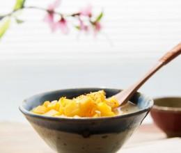【山姆厨房】桂花醪糟红薯汤