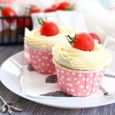 微波爐西紅柿蛋糕
