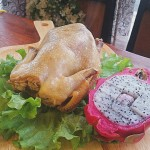 盐焗鸡~电饭锅版