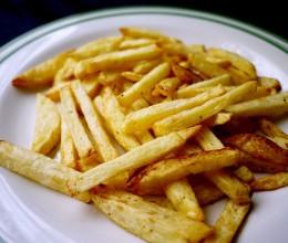 无油薯条(空气炸锅)