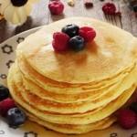 原味松饼pancake
