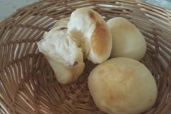 全蛋清牛奶面包