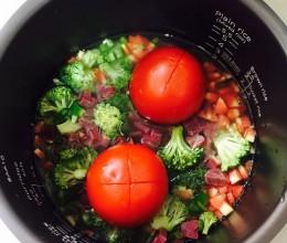 番茄焖饭(电饭锅版)