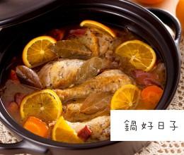 柑桔香料炖鸡