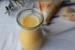 甜橙百香果汁