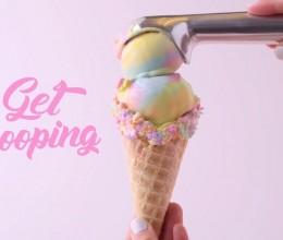 梦幻独角兽冰淇淋