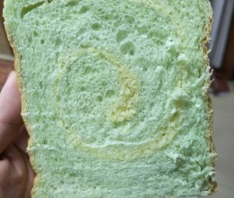 面包机版椰香吐司