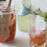 「蜂蜜西柚茶」清甜滋润又养颜