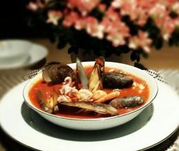 意大利海鲜汤