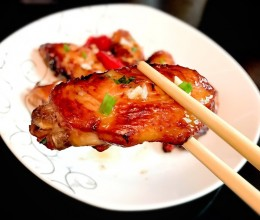 独家蜜汁鸡翅(空气炸锅版)