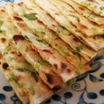 饺子皮葱油饼.海苔饼