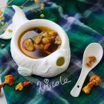 真姬菇蛤肉湯