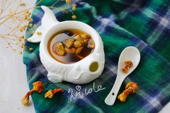 真姬菇蛤肉汤