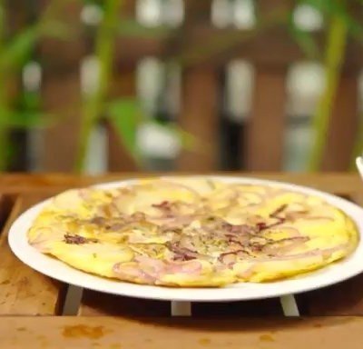 西班牙土豆蛋餅
